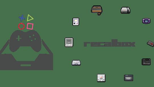 Lista de compatibilidade de emuladores do Recalbox