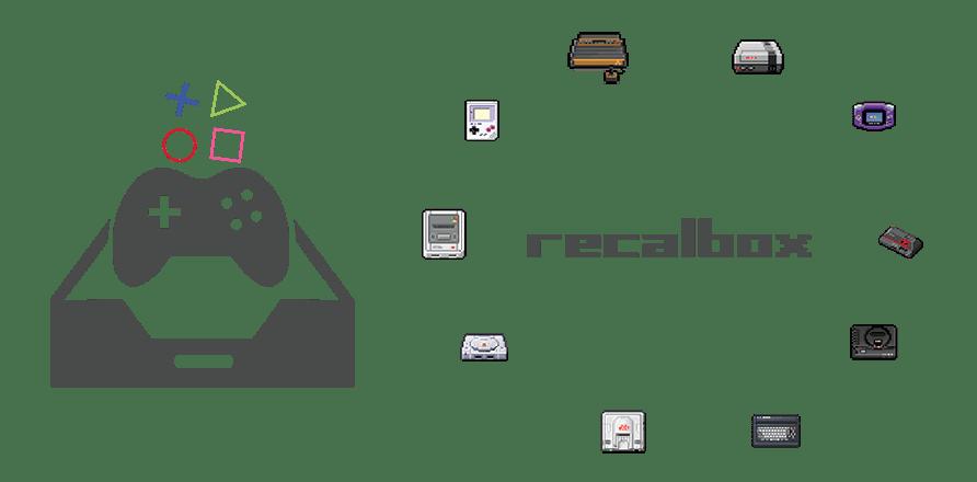 Driver de joystick GPIO para Recalbox